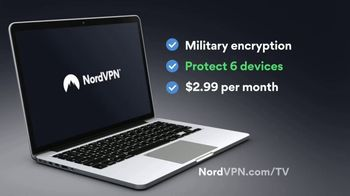 NordVPN TV Spot, 'Presenter Cyber Month' - Thumbnail 9