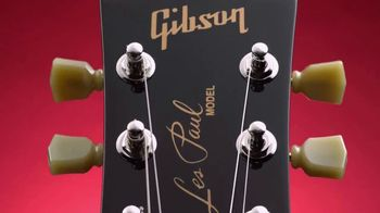 Guitar Center TV Spot, 'Holidays: Gibson Les Paul Models' Song by Anderson .Paak - Thumbnail 3