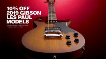 Guitar Center TV Spot, 'Holidays: Gibson Les Paul Models' Song by Anderson .Paak - Thumbnail 5