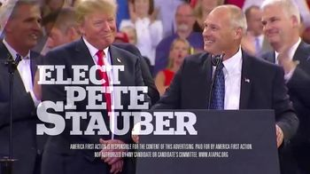 America First Action SuperPAC TV Spot, 'Just Like Them' - Thumbnail 9