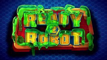 Ready2Robot Big Slime Battle TV Spot, 'Over 50 Pieces'