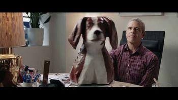 AutoTrader.com Accelerate TV Spot, 'Papier-Mâché' Featuring Andy Cohen, Daryn Carp - Thumbnail 6