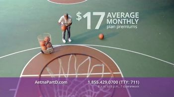 Aetna Medicare Solutions TV Spot, 'Stay on Top of Your Game' - Thumbnail 4