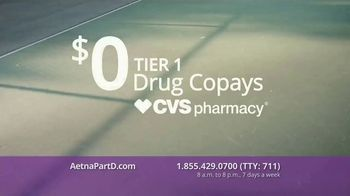 Aetna Medicare Solutions TV Spot, 'Stay on Top of Your Game' - Thumbnail 5
