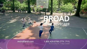 Aetna Medicare Solutions TV Spot, 'Stay on Top of Your Game' - Thumbnail 8