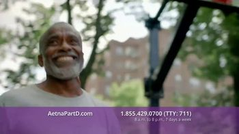 Aetna Medicare Solutions TV Spot, 'Stay on Top of Your Game' - Thumbnail 9