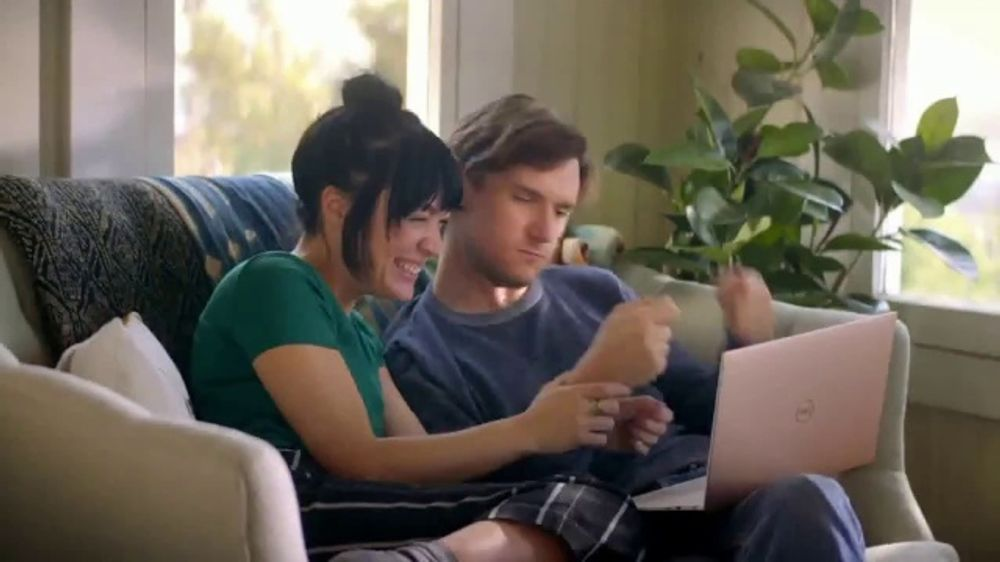 Dell XPS 13 TV Commercial, 'Experience Dell Cinema: Incredible Color, Sound  & Streaming' - Video