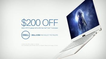 Dell XPS 13 TV Spot, 'Experience Dell Cinema: Incredible Color, Sound & Streaming' - Thumbnail 10