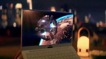 Dell XPS 13 TV Spot, 'Experience Dell Cinema: Incredible Color, Sound & Streaming' - Thumbnail 5