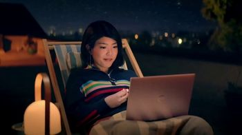 Dell XPS 13 TV Spot, 'Experience Dell Cinema: Incredible Color, Sound & Streaming' - Thumbnail 6
