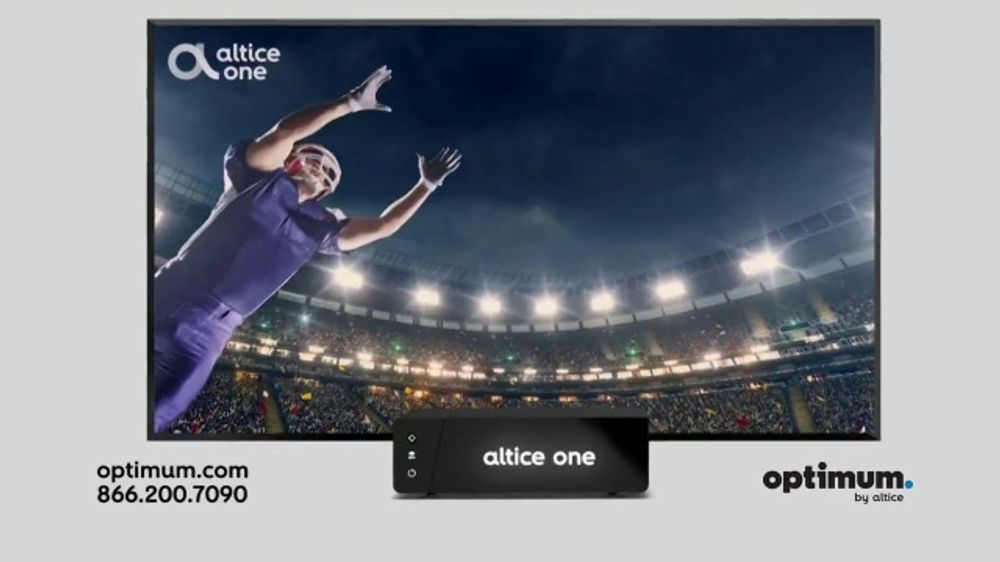 Optimum Altice One TV Commercial, 'Great Two Year Deal' - Video