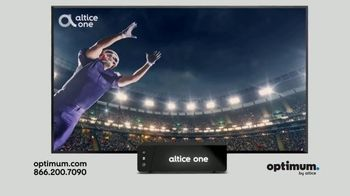 Optimum Altice One TV Spot, 'Great Two Year Deal' - Thumbnail 1