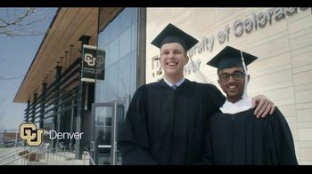 University of Colorado TV Spot, 'Growing Up Together'