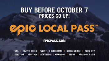 Epic Pass TV Spot, 'The Best of Colorado' - Thumbnail 10