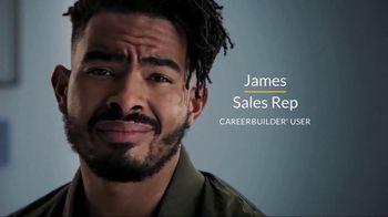 CareerBuilder.com TV Spot, 'Work Can Work: James'