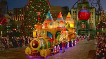 Universal Orlando Resort TV Spot, 'Holidays: Like This'