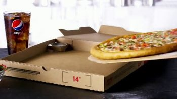 Papa John's Double Cheeseburger Pizza TV Spot, 'It's Back' - Thumbnail 2