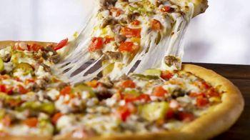 Papa John's Double Cheeseburger Pizza TV Spot, 'It's Back' - Thumbnail 9