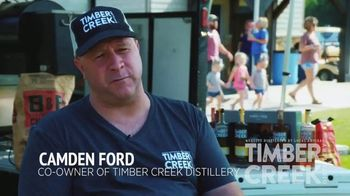 Timber Creek Distillery TV Spot, 'Homemade and Handcrafted'