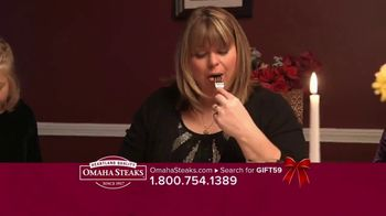 Omaha Steaks Favorite Gift Package TV Spot, 'Gift for Someone Special' - Thumbnail 7