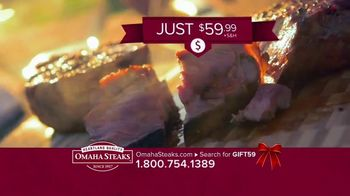 Omaha Steaks Favorite Gift Package TV Spot, 'Gift for Someone Special' - Thumbnail 2