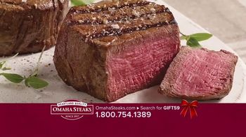 Omaha Steaks Favorite Gift Package TV Spot, \'Gift for Someone Special\'