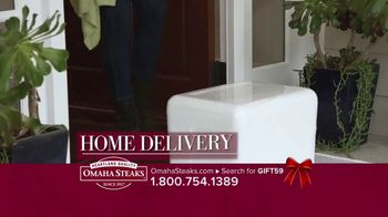 Omaha Steaks Favorite Gift Package TV Spot, 'Gift for Someone Special' - Thumbnail 5