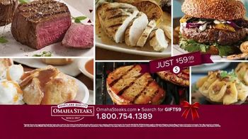 Omaha Steaks Favorite Gift Package TV Spot, 'Gift for Someone Special' - Thumbnail 6