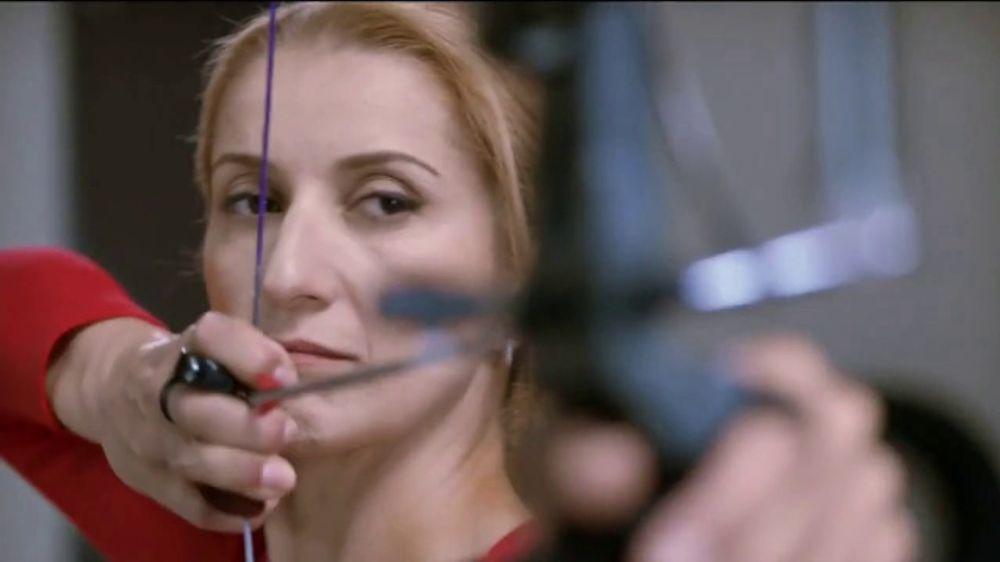 Bridgestone DriveGuard TV Commercial, 'Tire vs. US Olympic Archer Khatuna Lorig'
