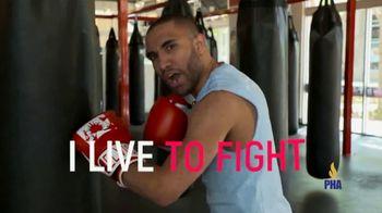 Pulmonary Hypertension Association TV Spot, 'Fight to Live'