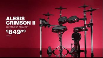 Guitar Center TV Spot, 'Holidays: Percussion' Song by Anderson .Paak
