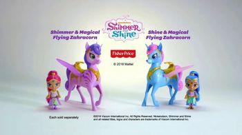 Shimmer and Shine Magical Flying Zahracorn TV Spot, 'Soaring High' - Thumbnail 9