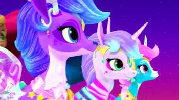 Shimmer and Shine Magical Flying Zahracorn TV Spot, 'Soaring High'