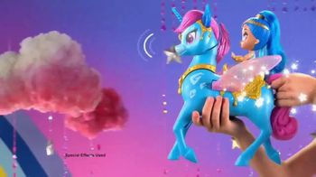 Shimmer and Shine Magical Flying Zahracorn TV Spot, 'Soaring High' - Thumbnail 5