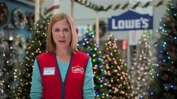 Lowe's Black Friday Deals TV Spot, 'The Moment: Peace on Earth'