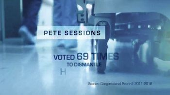 Independence USA PAC TV Spot, 'Pete Session's Health Care Plan'