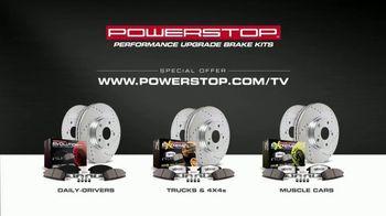 Powerstop Brake Kits TV Spot, 'Affordable Performance Upgrade' - Thumbnail 10