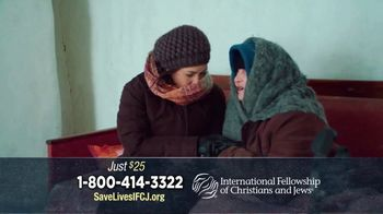 International Fellowship Of Christians and Jews TV Spot, 'In Desperate Need'