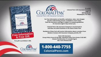 Colonial Penn TV Spot, 'Choices: Affordable Coverage' - Thumbnail 9