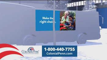 Colonial Penn TV Spot, 'Choices: Affordable Coverage' - Thumbnail 7