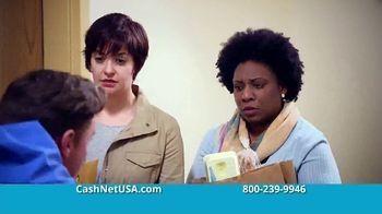 CashNetUSA TV Spot, 'Man vs. Six Floors' - Thumbnail 4