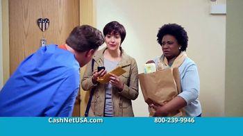 CashNetUSA TV Spot, 'Man vs. Six Floors' - Thumbnail 7