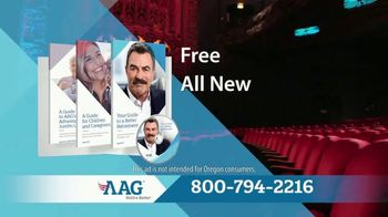 AAG Advantage Jumbo Loan TV Spot, 'Make Your Retirement Better' Feat. Tom Selleck - Thumbnail 9