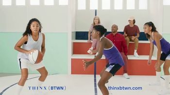 THINX (BTWN) TV Spot, 'She's Prepared'