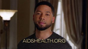 AIDS Healthcare Foundation TV Spot, 'FOX: End HIV Stigma' Featuring Jussie Smollett - 1 commercial airings
