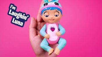 Tiny Toes TV Spot, 'Introducing Tiny Toes: Laughin' Luna'