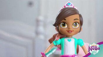 Transforming Princess Knight Nella Doll TV Spot, 'Royally Awesome'