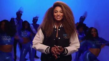 AT&T Internet TV Spot, 'Dream in Black: HBCU' Featuring Ciara