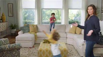 La-Z-Boy Double Discount Days TV Spot, 'White Sofa' Featuring Brooke Shields - Thumbnail 1