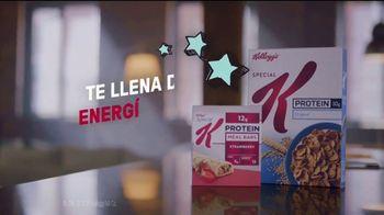 Special K Protein TV Spot, 'Piernas pesadas' canción de La Femme [Spanish] - Thumbnail 9